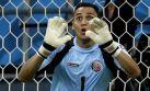 Keylor Navas y lo que dijo tras fichar por el Real Madrid