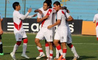 Selección Sub 20 del 'Chino' Rivera venció 1-0 a Uruguay