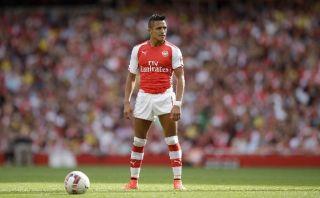 Canción de hinchas del Arsenal a Alexis Sánchez se hizo viral