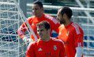 Así fue el encuentro de Navas, Casillas y Diego López