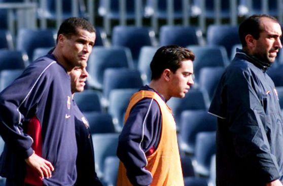 Xavi Hernández y sus mejores momentos en la selección española