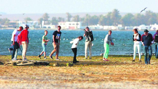 Paracas espera abrir su temporada de verano en feriados APEC
