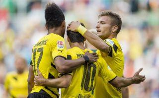 No extraña a Lewandowski: Dortmund ganó gracias a sus fichajes
