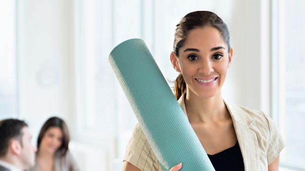 Balancea el trabajo y el ejercicio con estos tips