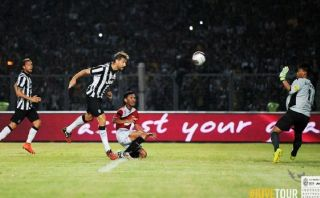 Juventus goleó 8-1 en Indonesia con 'hat Trick' de Llorente