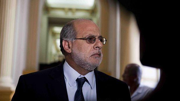 """Daniel Abugattás llamó """"ratas"""" a tránsfugas en el Congreso"""