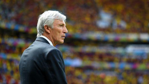 Pekerman definiría continuidad en Colombia la próxima semana