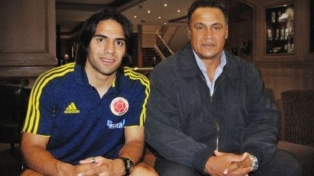 El padre Falcao habló sobre el futuro de su hijo en el fútbol