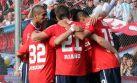 Independiente regresó con goleada a la Primera de Argentina