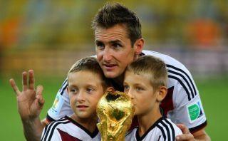 Miroslav Klose se retira de la selección alemana