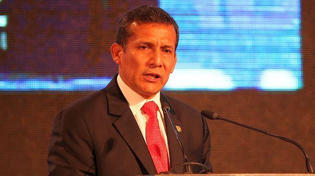 Ollanta Humala envió condolencias a familia de Henry Pease