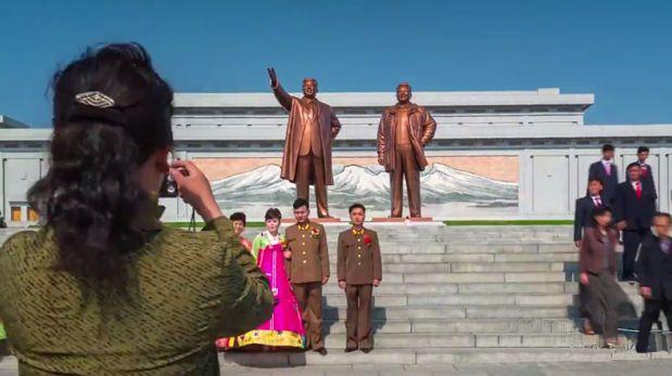 VIDEO: Mira a Corea del Norte como nunca nadie la había visto