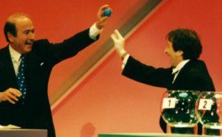 Joseph Blatter recordó así a Robin Williams tras su muerte