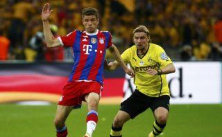 Borussia vs. Bayern Múnich: alineaciones confirmadas de ambos