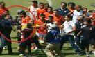 Reprobable: Dirigente Jean Ferrari agredió a jugador de Melgar
