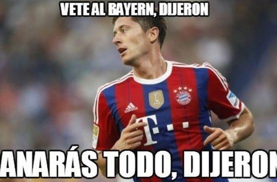 Los memes de la derrota del Bayern Múnich en la Supercopa