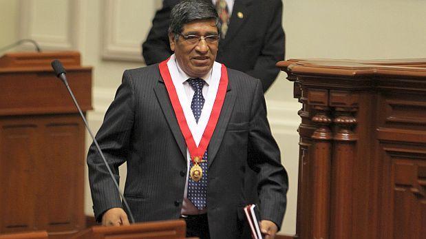 Casio Huaire asume mañana presidencia de comisión de Economía