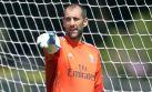 Diego López se despidió del Real Madrid con esta carta