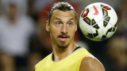 Zlatan Ibrahimovic deslizó la posibilidad de retirarse en 2016