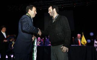 Pueblo Libre premió a El Comercio por su trayectoria