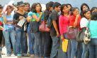 El desempleo afecta a más de 281 mil personas en Lima
