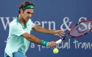 Federer superó a Murray y avanzó a semifinales en Cincinnati