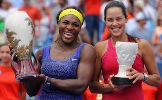 Serena Williams es campeona del Masters 1000 de Cincinnati