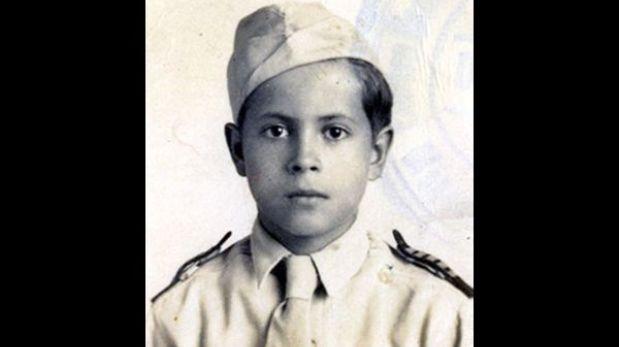 La vida familiar de César Calvo en los recuerdos de su hermano