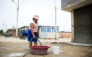 """2 de cada 3 familias rurales tendrán agua potable al 2016"""
