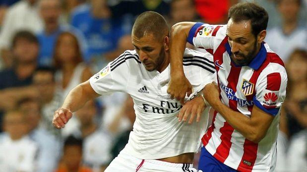 Sepa a qué hora y qué canal transmite el Atlético-Real Madrid