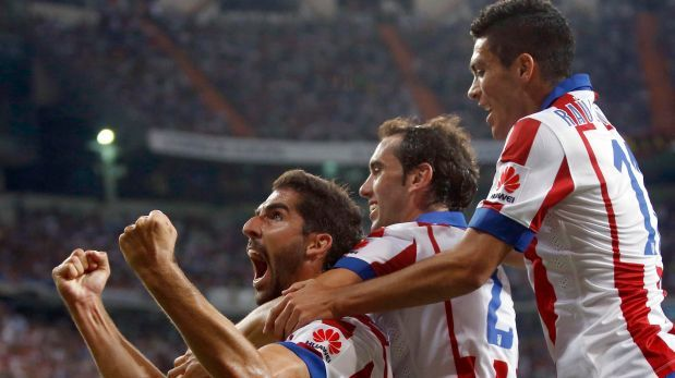 UNO X UNO: Así jugó el Atlético en el empate por la Supercopa
