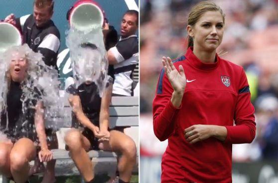 La locura del 'Ice Bucket Challenge' en los mejores deportistas