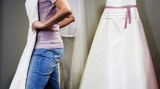 Un monasterio es el centro de la moda para las novias italianas