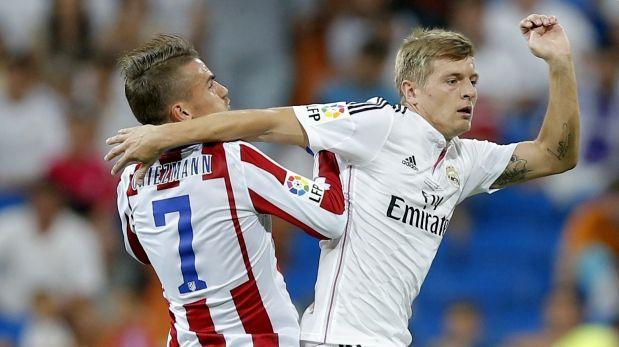 """Toni Kroos tras debutar en el Bernabéu: """"Fue maravilloso"""""""