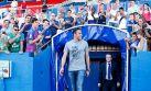 Keylor Navas se despidió de la afición de su ex club Levante