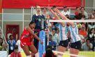 Vóley: Perú enfrenta hoy a Brasil por el Sudamericano Sub 22