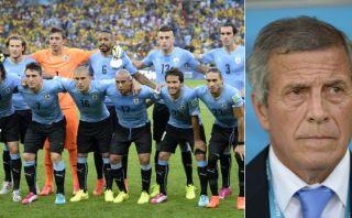 Uruguay a amistosos ante Japón y Corea del Sur sin Luis Suárez