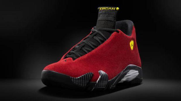 zapatillas jordan ferrari precio