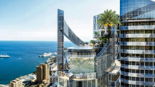 Lujo total: Así será el penthouse más caro del mundo en Mónaco