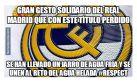 Los memes del título del Atlético a costas del Real Madrid