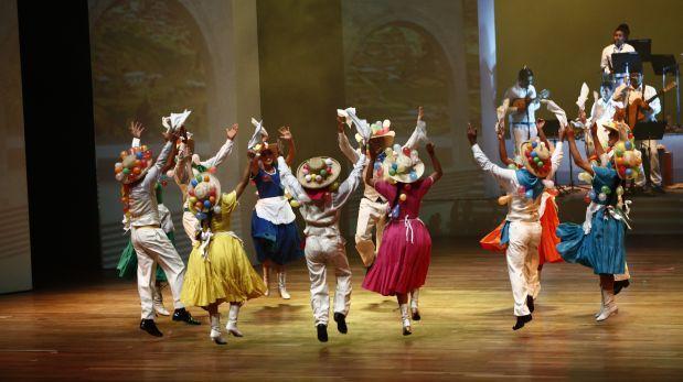 Elenco Nacional de Folclore inicia presentaciones gratuitas