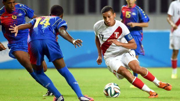 Perú juega este miércoles la final de fútbol en Nanjing 2014