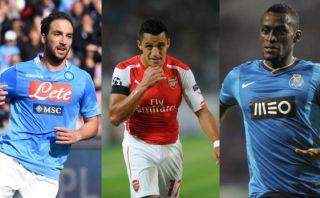 Champions: Porto y Arsenal buscan su pase a la fase de grupos