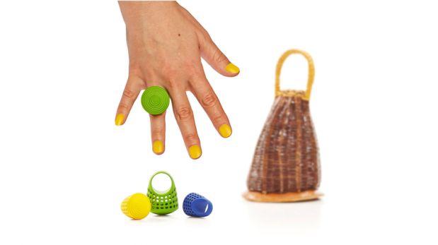 Joya única: Un anillo que sirve como instrumento musical