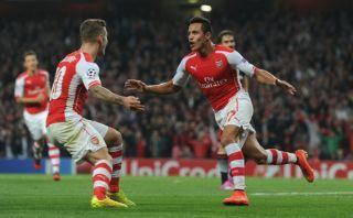 Champions: Arsenal ganó y clasificó a la fase de grupos