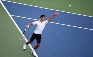 Djokovic pasó a octavos de final del Abierto de Estados Unidos