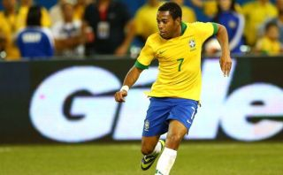Robinho está de vuelta: Dunga lo convocó en Brasil por Hulk