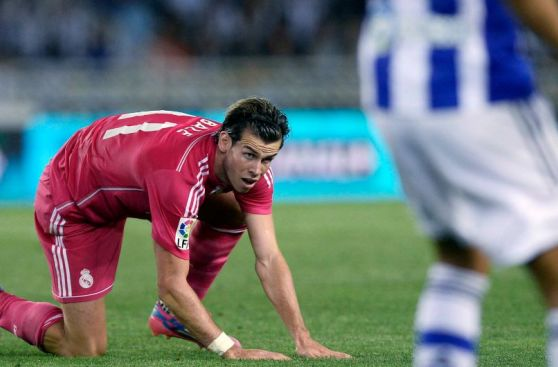 ¿De mala suerte? Real Madrid estrenó camiseta fucsia y perdió