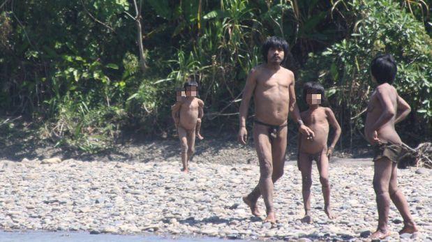 Nativos en aislamiento han sido vistos cuatro veces en este año
