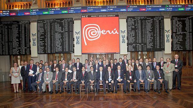 inPerú: Ghezzi destacó plan de diversificación ante inversores